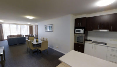 Pacific Suites Canberra – 2 Bedroom 2 Bathroom Apartment
